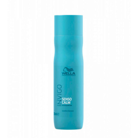Wella Invigo Balance Senso Calm Shampoo 250ml - cute sensibile