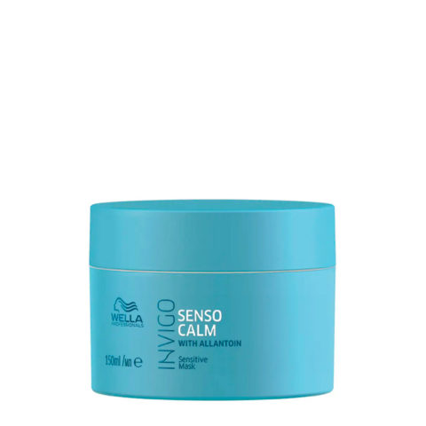 Wella Invigo Balance Senso Calm Mask 150ml - maschera cute sensibile