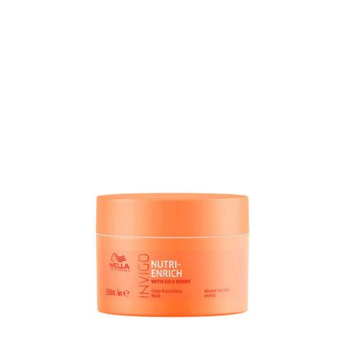 Wella Invigo Deep Nourishing Nutri-Enrich Mask 150ml - maschera di nutrimento