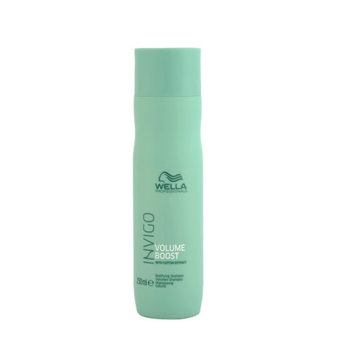 Wella Invigo Volume Boost Bodifying Shampoo 250ml - shampoo volumizzante