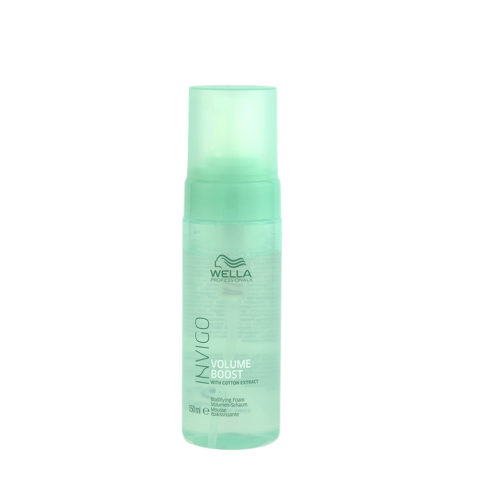 Wella Invigo Volume Boost Bodifying Foam 150ml - mousse ispessente