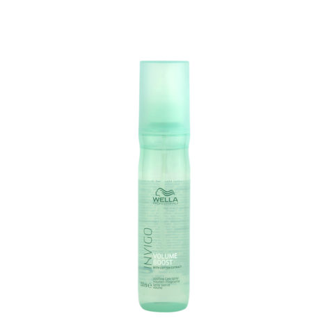 Wella Invigo Volume Boost Uplifting Care Spray 150ml - spray corporizzante