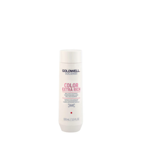 Goldwell Dualsenses Color Extra Rich Brilliance Shampoo 100ml -  Shampoo capelli colorati grossi
