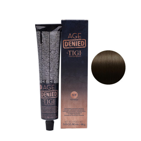 3/0 Castano scuro naturale Tigi Age Denied 90ml