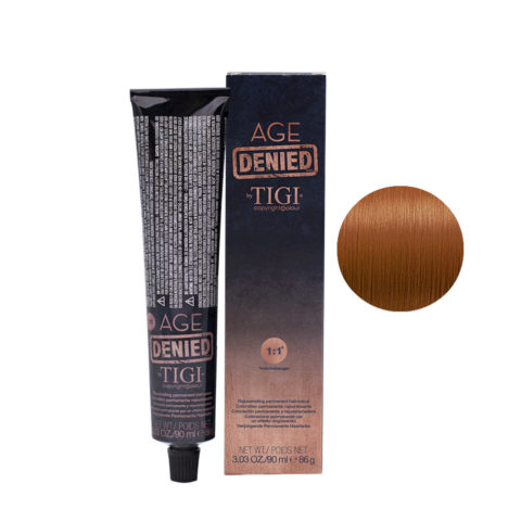 7/4 Biondo ramato Tigi Age Denied 90ml