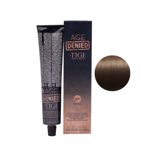 4/30 Castano dorato naturale Tigi Age Denied 90ml