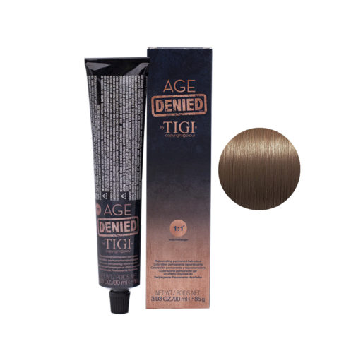 6/30 Biondo scuro dorato naturale Tigi Age Denied 90ml