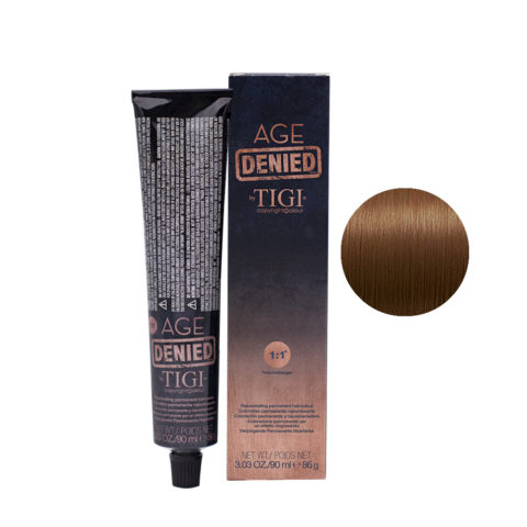 6/34 Biondo scuro dorato ramato Tigi Age Denied 90ml
