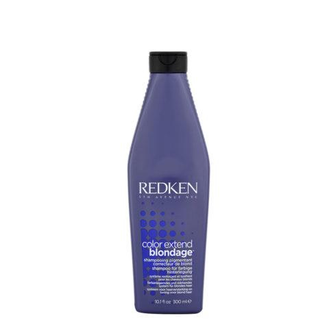 Redken Color extend Blondage Shampoo 300ml - shampoo capelli biondi