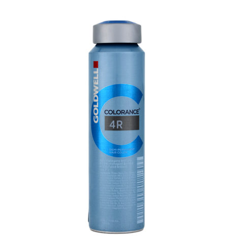 4R Mogano scuro brillante Goldwell Colorance Cool reds can 120ml