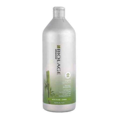 Biolage Fiberstrong Shampoo 1000ml - shampoo rinforzante