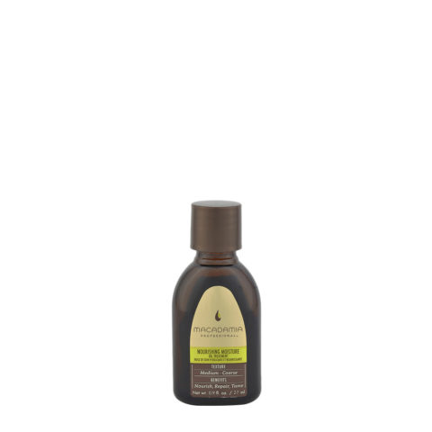 Macadamia Nourishing moisture Oil treatment 27ml - olio di trattamento idratante e nutriente