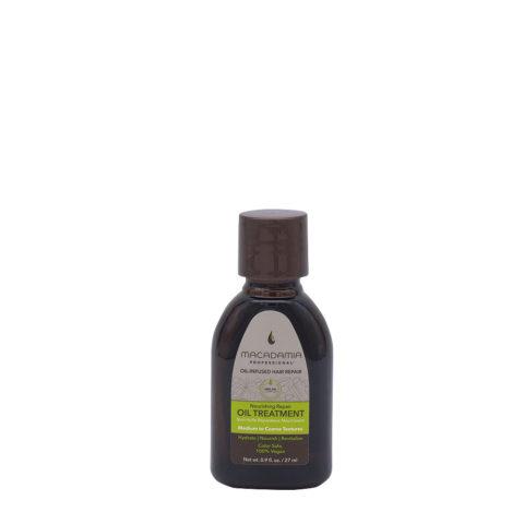 Macadamia Nourishing Olio Idratante Nutriente per Capelli Secchi e Rovinati 27ml