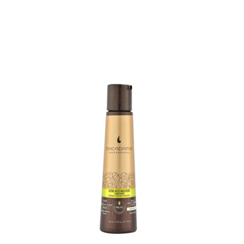 Macadamia Ultra-rich moisture Conditioner 100ml - balsamo idratante e nutriente