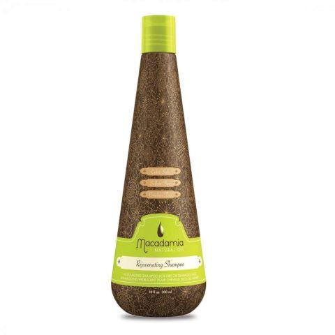 Macadamia Rejuvenating shampoo 300ml - Shampoo idratante all'Olio di Macadamia