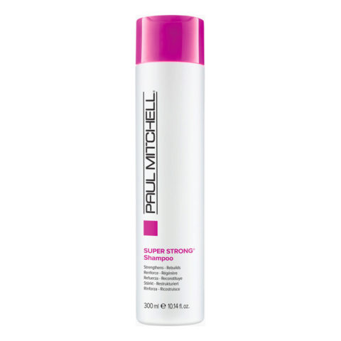 Paul Mitchell Super strong shampoo 300ml - rinforzante ristrutturante