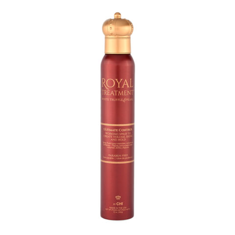 CHI Royal Treatment Ultimate Control Spray 340gr - lacca volumizzante
