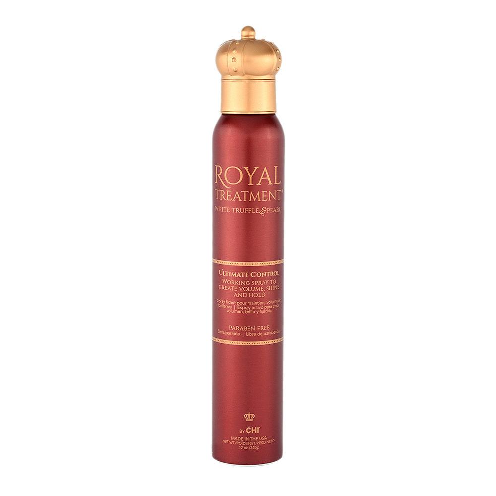 CHI Royal Treatment Ultimate Control Spray 340gr - lacca volumizzante