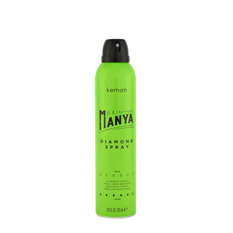 Kemon Hair Manya Per Lei Diamond Spray 250ml - lucidante finale