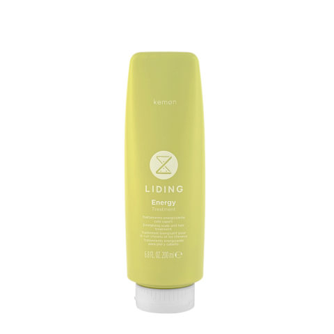 Kemon Liding Energy Treatment 200ml - maschera energizzante anticaduta