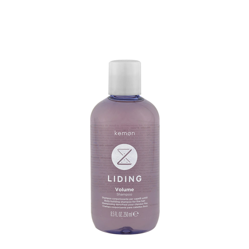 Kemon Liding Volume Shampoo 250ml - shampoo corporizzante