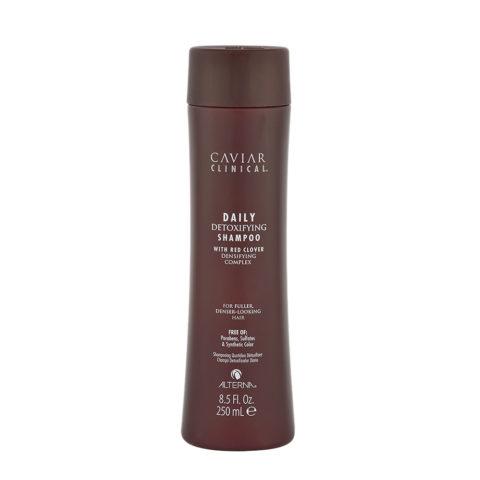 Alterna Caviar Clinical Daily detoxifying shampoo 250ml - shampoo detossinante purificante