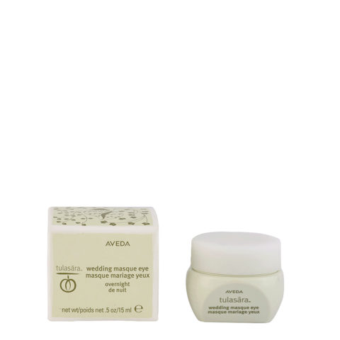 Aveda Tulasara Wedding Masque Overnight Eye 15ml - siero notturno occhi