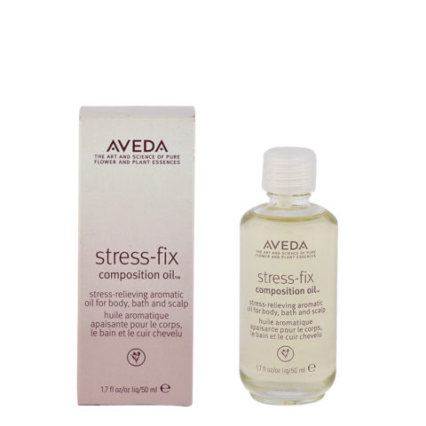 Aveda Bodycare Stress-Fix Composition Oil 50ml - olio aromatico addolcente corpo