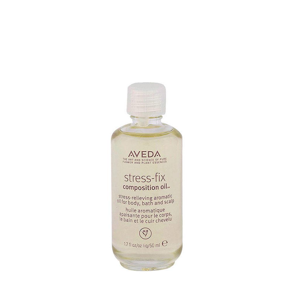 Aveda Bodycare Stress-Fix Composition Oil 50ml - olio aromatico addolcente corpo