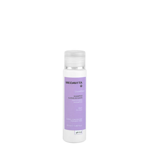 Medavita Lunghezze Lissublime Shampoo superlisciante pH 5.5  55ml