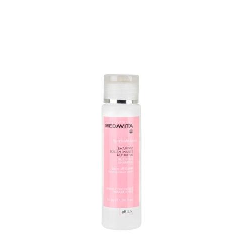 Medavita Lunghezze Nutrisubstance Shampoo sostantivante nutritivo pH 5.5  55ml