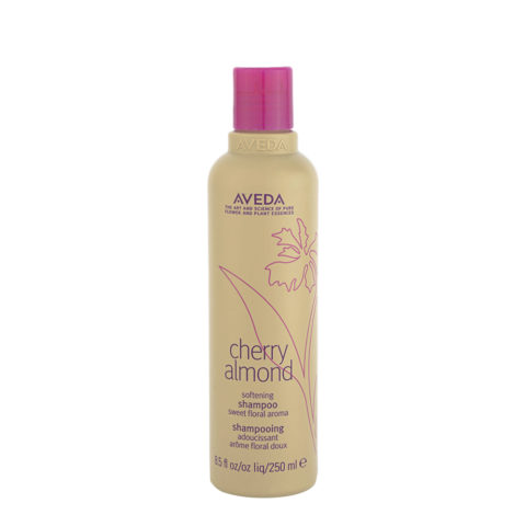 Aveda Cherry Almond Softening Shampoo 250ml - shampoo ammorbidente