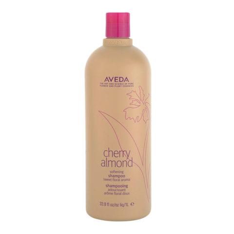 Aveda Cherry Almond Softening Shampoo 1000ml - shampoo ammorbidente