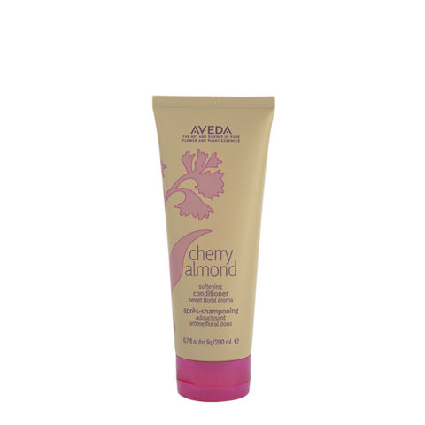 Aveda Cherry Almond Softening Conditioner 200ml - balsamo ammorbidente