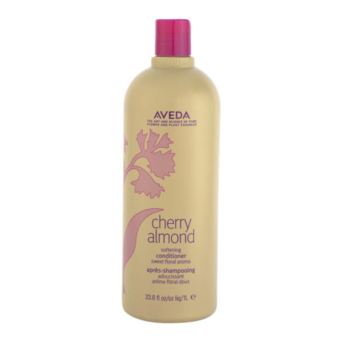 Aveda Cherry Almond Softening Conditioner 1000ml - balsamo ammorbidente