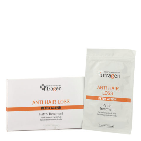 Intragen Anti Hair Loss Patch Treatment 30patches - cerotto anticaduta