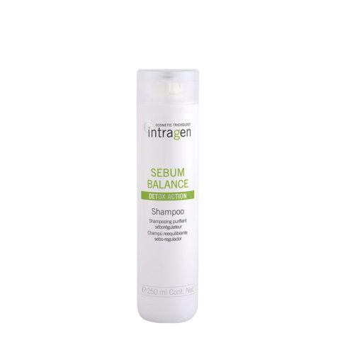 Intragen Sebum Balance Shampoo 250ml - shampoo seboregolatore