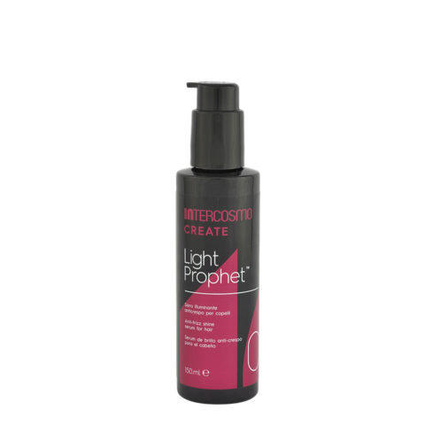 Intercosmo Create 0 Light Prophet 150ml - siero illuminante anticrespo