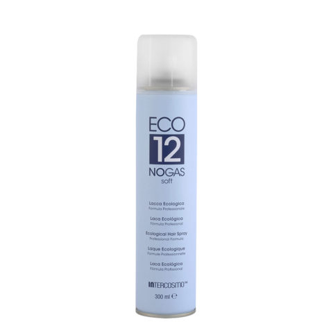 Intercosmo Styling Eco 12 No Gas Soft 300ml - lacca ecologica leggera
