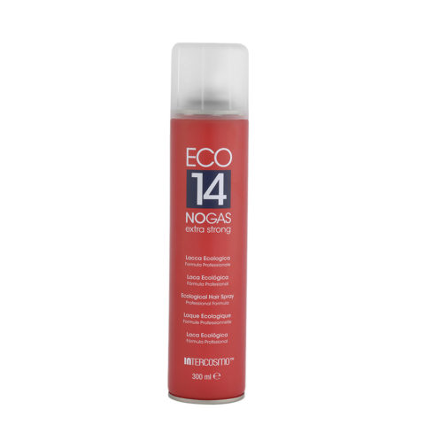 Intercosmo Styling Eco 14 No Gas Extra Strong 300ml - lacca ecologica extraforte