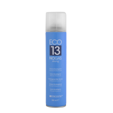 Intercosmo Styling Eco 13 No Gas Strong 300ml - lacca ecologica forte