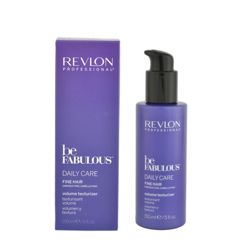 Revlon Be Fabulous Daily care Fine hair Volume texturizer 150ml - lozione volumizzante