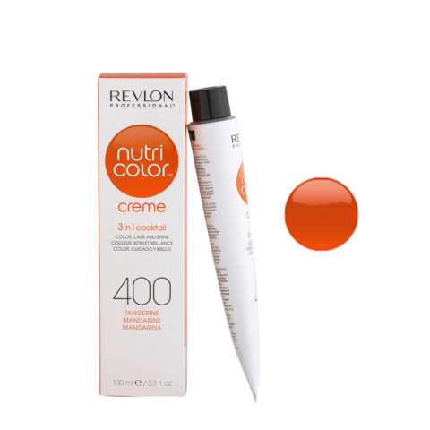 Revlon Nutri Color Creme 400 Mandarino 100ml - maschera colore