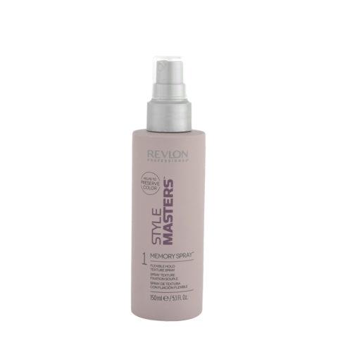 Revlon Style Masters Creator 1 Memory Spray 150ml - spray texture flessibile