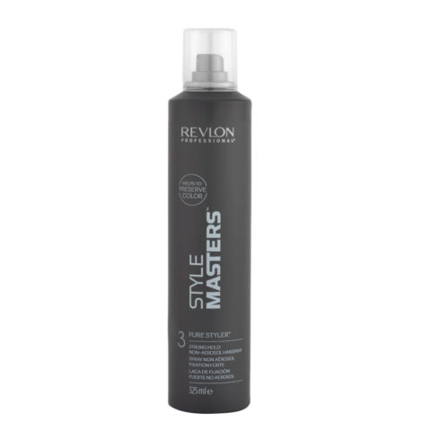 Revlon Style Masters The Must haves 3 Pure Styler 325ml - lacca ecologica no gas tenuta forte