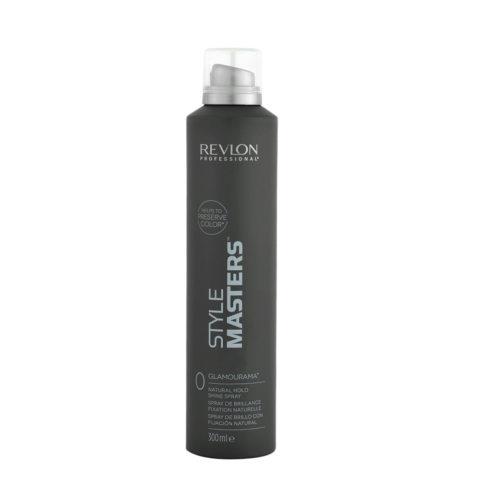 Revlon Style Masters The Must haves 0 Glamourama 300ml - spray illuminante fissaggio naturale
