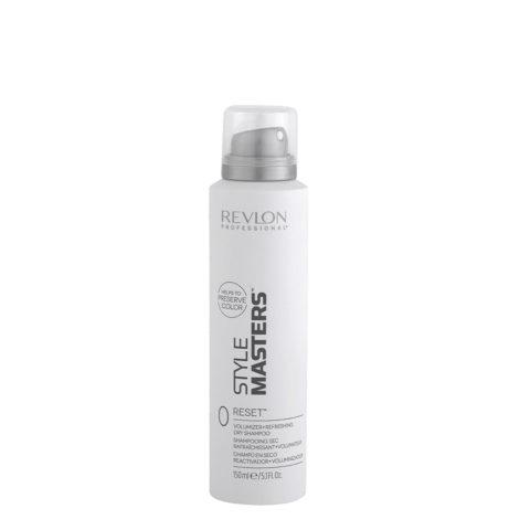 Revlon Style Masters Double or nothing 0 Reset 150ml - shampoo a secco volumizzante e rinfrescante