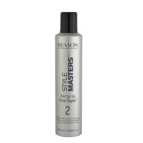 Revlon Styling Masters 2 Pure Styler lacca ecologica no gas tenuta media 325ml