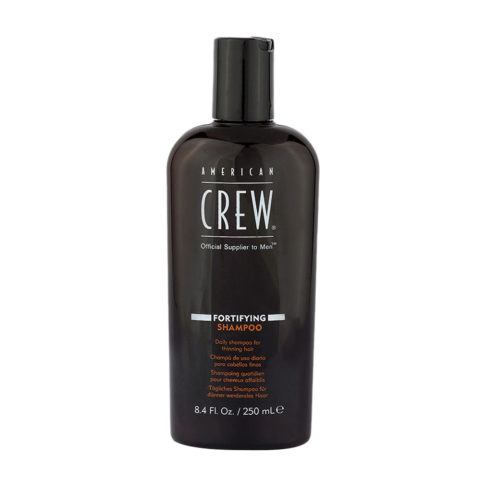 American Crew Fortifying Shampoo 250ml - shampoo fortificante