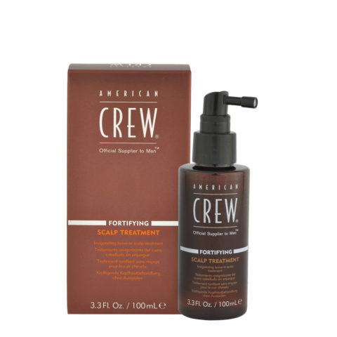 American Crew Fortifying Scalp Treatment 100ml - energizzante cute